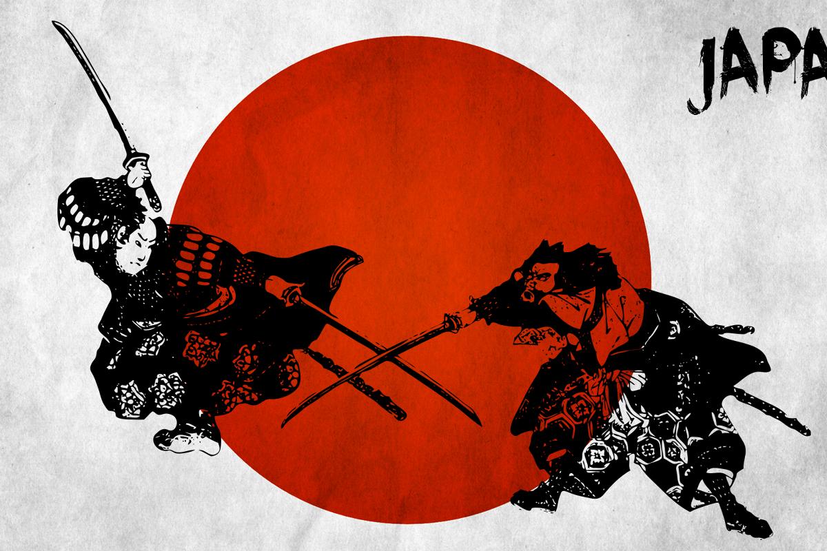 Modern Samurai Painting | www.imgkid.com - The Image Kid ...