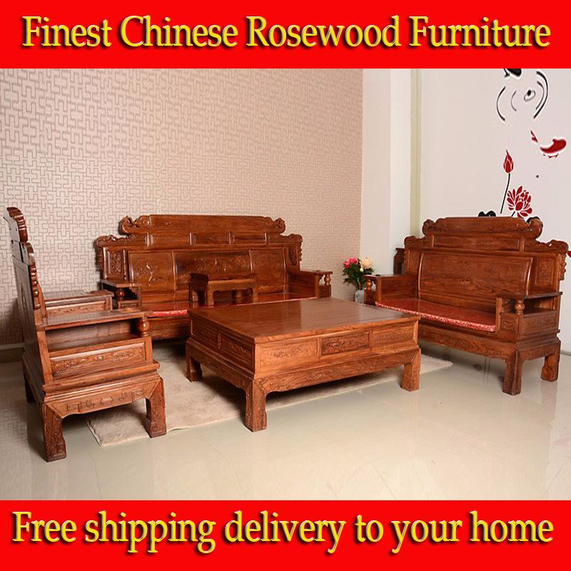 Popular Rosewood Sofa Buy Cheap Rosewood Sofa Lots From