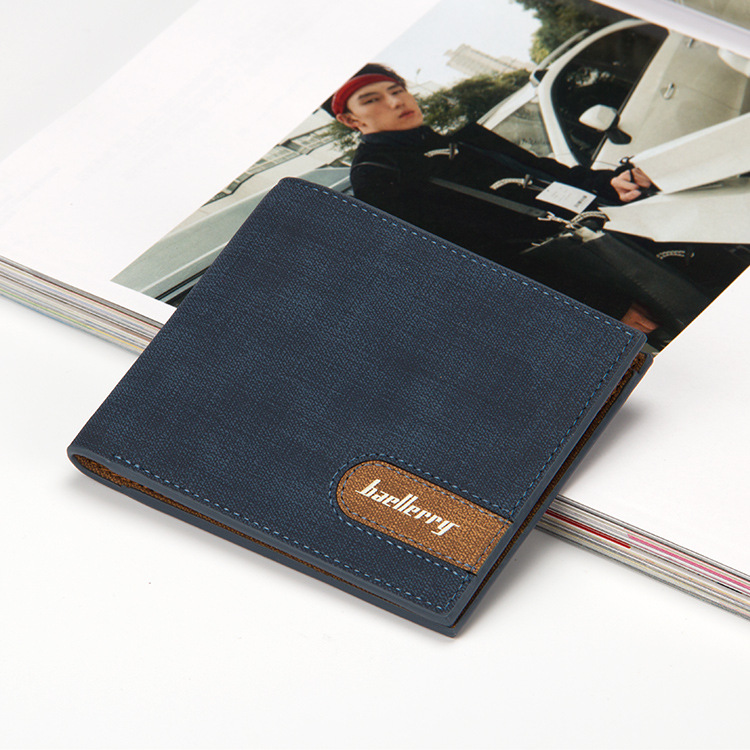 9e47bb0969ca3 Baellerry Brand New Style Men S Wallets Bussiness Short Wallets Hot ...
