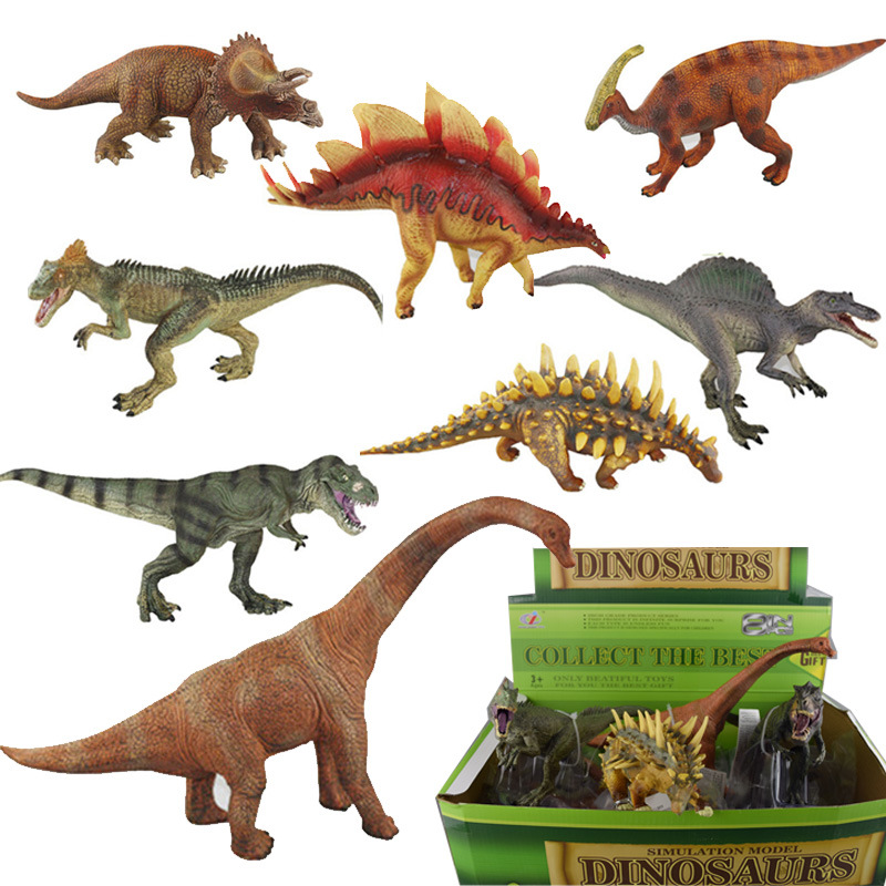 Jurassic Park Dinosaur Toys 101