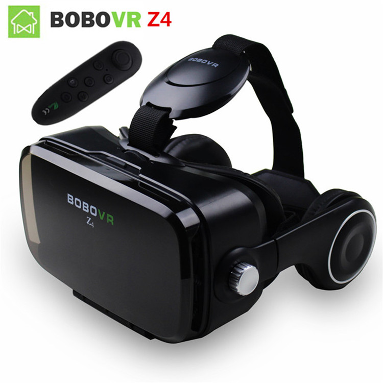 Original BOBOVR Z4 Virtual Reality Goggles Mobile 3D VR Video Glasses gafas Helmet Cardboard VR Headset For 4.7-6.2 smartphone (3)