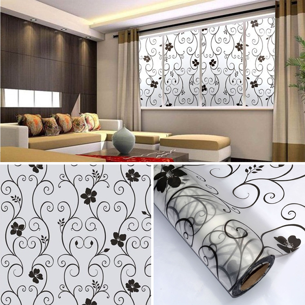 Sweet 45x100cm Frosted Privacy Cover Glass Window Door