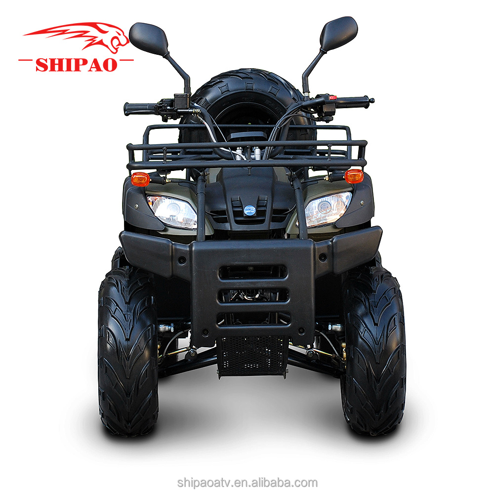 Sp200-5 Cool Sports Atv Zongshen Engine 200cc&atv Spare ...