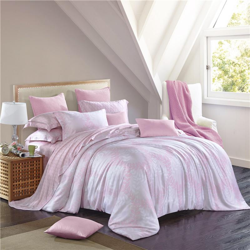 online get cheap light pink bedding alibaba group. Black Bedroom Furniture Sets. Home Design Ideas