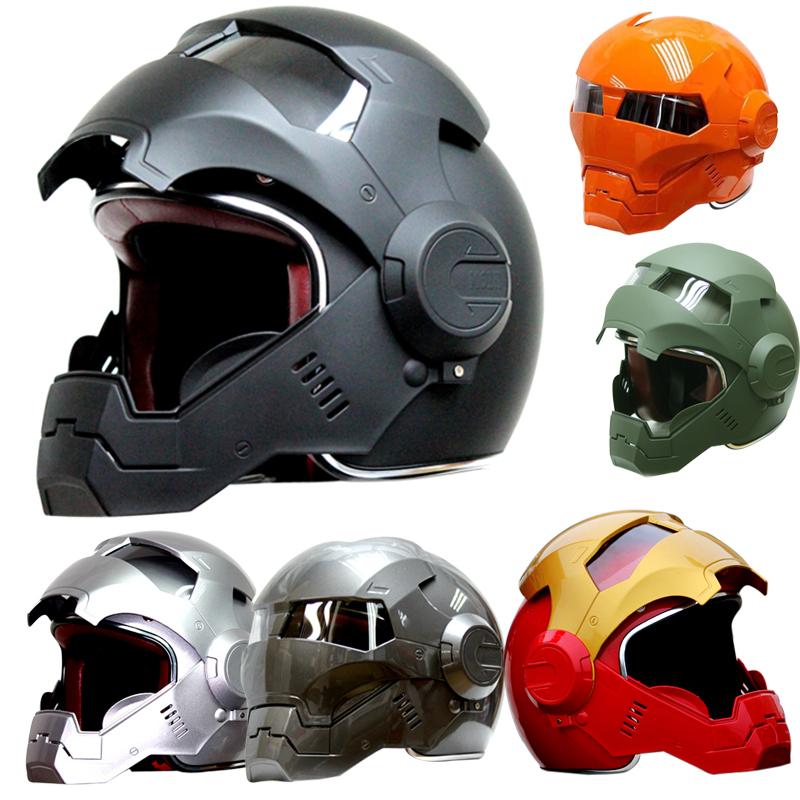 masei ironman 610 engins de protection enfant star mary iron man moto casque demi casque de moto. Black Bedroom Furniture Sets. Home Design Ideas