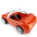 New Arrival BDCOLE 2 seat Off road Convertible and Sports Car Toy for Barbie Doll House