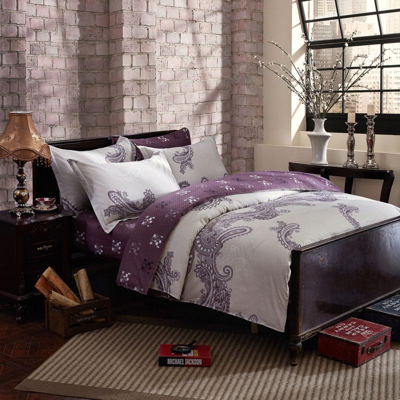 Popular Purple Paisley Bedding Buy Cheap Purple Paisley