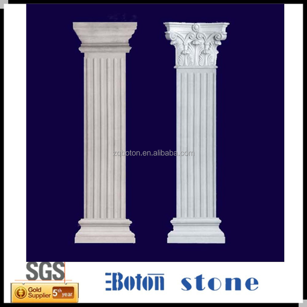 China Decorative Pillars And Columns For Sale /romantic