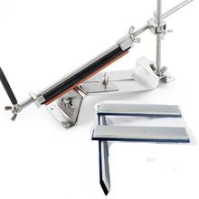 Ruixin Pro нож Шеф-Повара Apex точилка заточка система с 3 алмазов точильный камень 200 800 1500 Грит