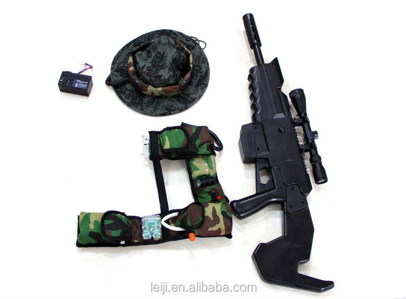 Laser Tag Gun For Confrontation Game Survival Game