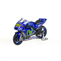 Motorcycle Models MOTO GP YZF M1 RC213V 46 99 04 29 26 93 1 18 scale