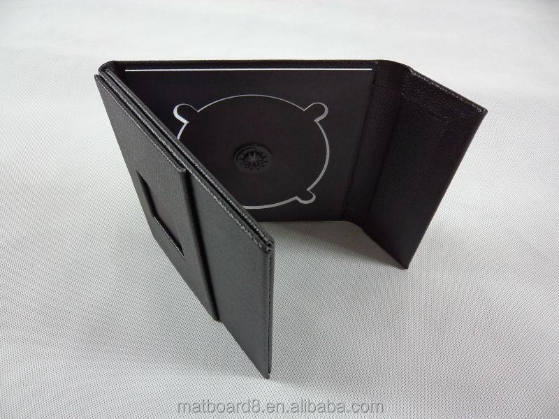 Wholesale Dvd Case Leather Single Cd Case Wedding Gift ...
