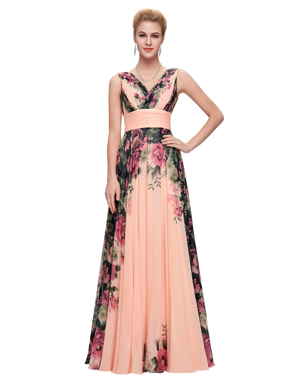 Aliexpress.com : Buy European Floor Length Summer Dress ...