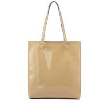 REALER мягкая сумка женская лакированная кожа,кожаная сумка на плечо для женщин высокого качества,сумочка большого объёма 2018,дамские сумки ме...(Китай)