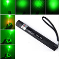 HOT 532nm 10000mw High Power Laser 303 Green Laser Pointer Adjustable Focus Burning Match Lazer Pen