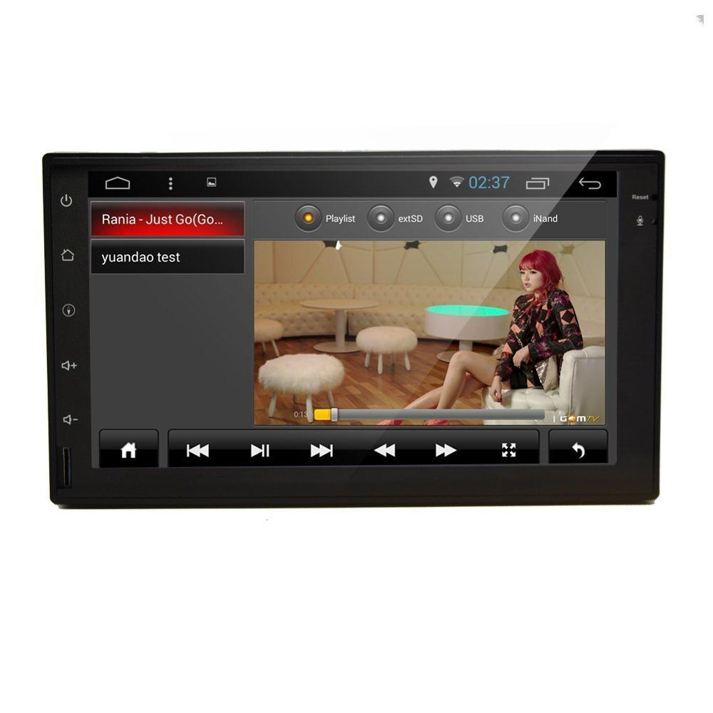 7 Inch Android Car Stereo GPS Navigation In Dash Head Unit