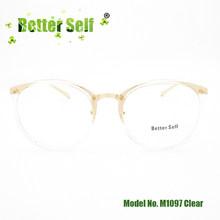 Винтажные оправы в стиле ретро, металлические женские и мужские компьютерные очки, очки для чтения по рецепту, лучше, есть на складе(China)