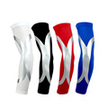 1PCS Professional Basketball Armband Extended elbow support Energy bars armband Non slip Elbow Guard Stretch Padded
