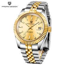 PAGANI Дизайнерские мужские часы, Роскошные, серия Ghost, классические, Rolexable, автоматические, водонепроницаемые, механические, NH35A, мужские, t Cyclops ...(Китай)