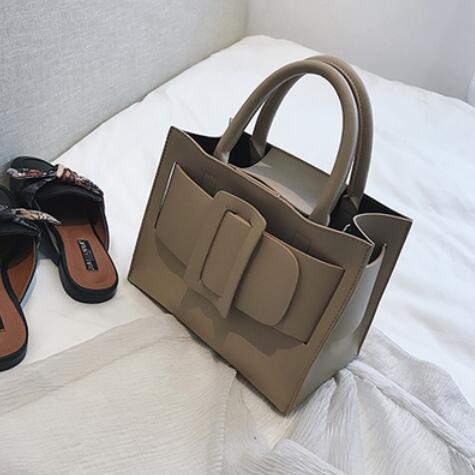 Женская дизайнерская сумка в британском стиле, новинка 2018, Высококачественная женская сумка из искусственной кожи, сумка через плечо с цепо...(Китай)