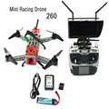 JMT Mini 260 SP Racing F3 DIY Quacopter Kit Full RTF FPV RC Drone 2 4G