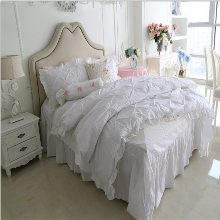 popular solid light pink comforter buy cheap solid light pink comforter lots from china solid. Black Bedroom Furniture Sets. Home Design Ideas