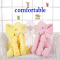 60cm Baby Plush Elephant Toys With Blanket Soft Toys Stuffed Animal Elephant Dolls For Baby Kids