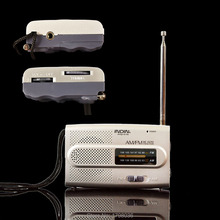 BC-R28 Radio Mini AM/FM Receiver World Universal High Antenna Quality