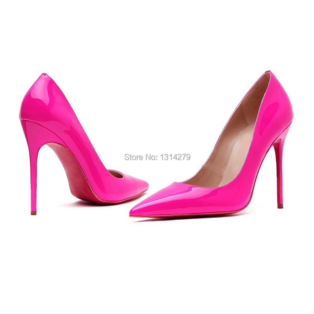 Hot Pink Court Shoes Uk
