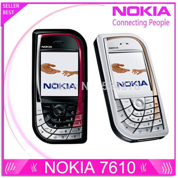 b0b044d82e3 Refurbished Nokia 7610 original mobile phone Good quality low price cell  phones free shipping