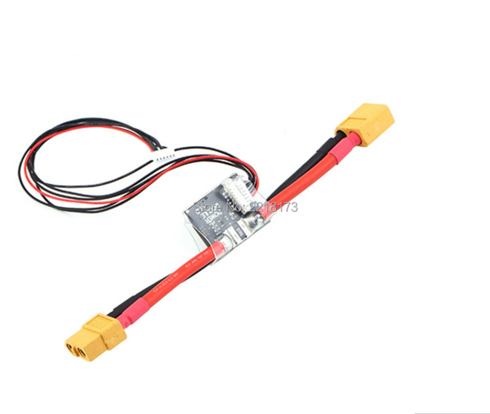Free Shipping APM Power Module 5 3V DC BEC XT60 Connectors for ARDUPILOT APM 2 5