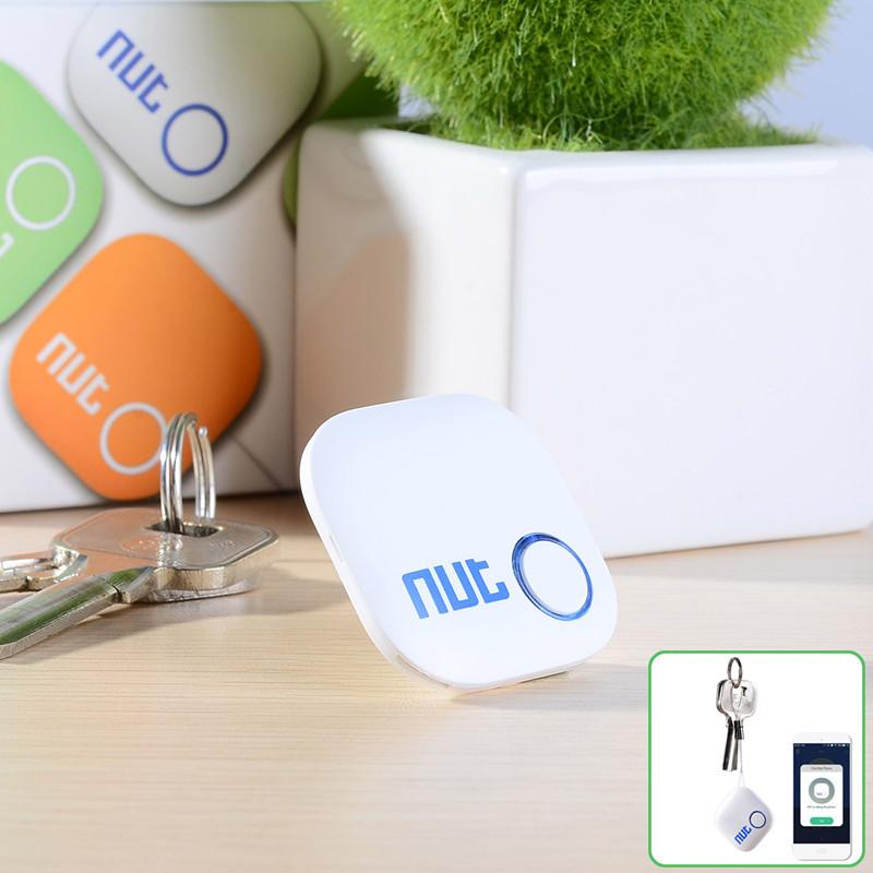 Nut2 Bluetooth двух-ходовой хант был анти-потерянный сигнализации наклейки отслеживания расположение детская брюки-хранители белый / зеленый