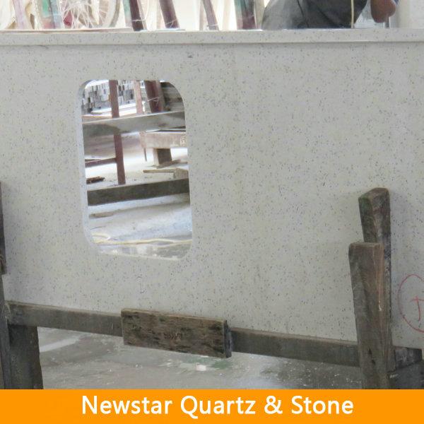 Newstar Rubber Countertop Edging Strip Prefab Quartz