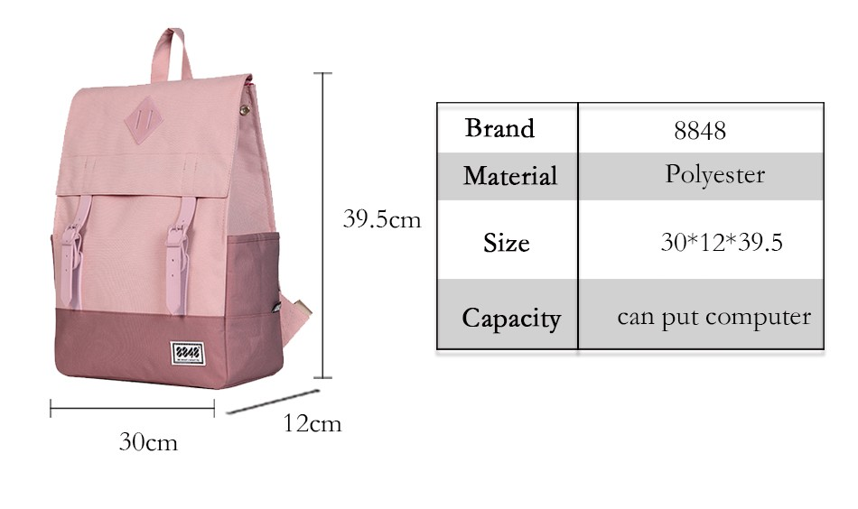 Detail Feedback Questions about Women s Casual Backpacks Popular ... 519506221b10e