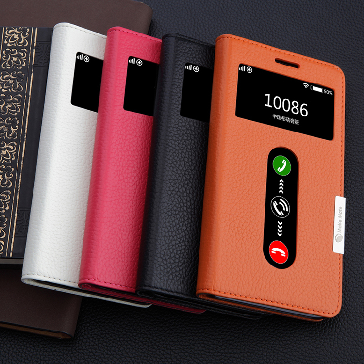 competitive price 9d2fa 08eff For lenovo K3 note Case,Genuine Leather Stand Case for Lenovo Lemon K3 Note  A7000 Luxury Phone Bags Flip Cover