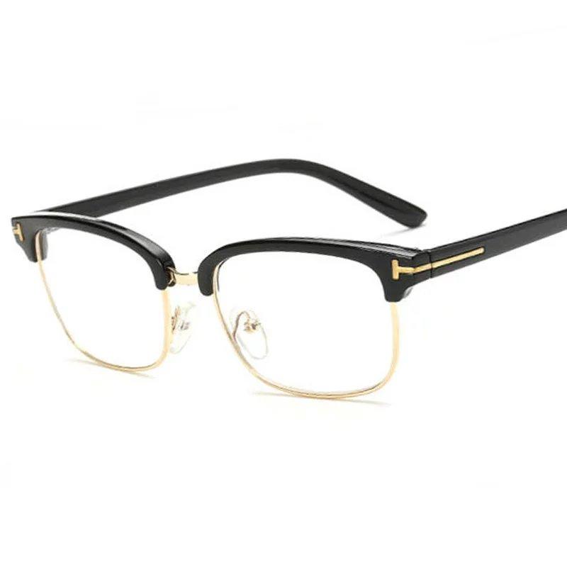 6f53fedfce Square Semi Rimless Glasses « Heritage Malta