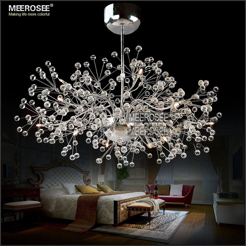 salon fleur forme boules lustre lampe plafonnier lustre en verre de fer art clairage md2396. Black Bedroom Furniture Sets. Home Design Ideas
