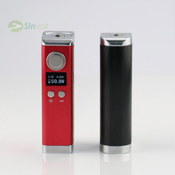 Подлинная Kangside Vamo коробка 50 W мод регулируемый 7 - 50 W подходит для 18650 аккумулятор 510 нить