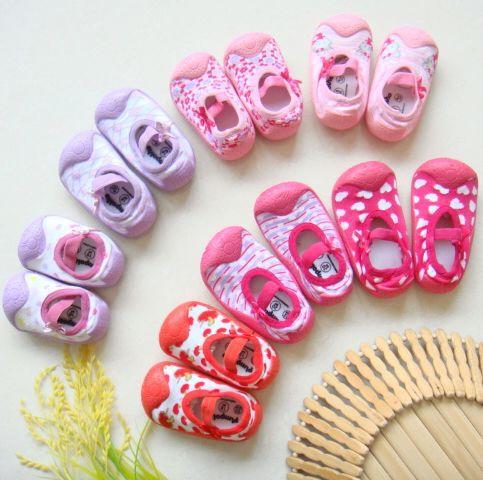 Children Baby floor socks shoes infant children slip soft soled shoes soled socks walker shoes