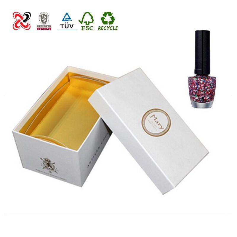 Nail Polish Package: Fashion Nail Polish Package Box Manufacture