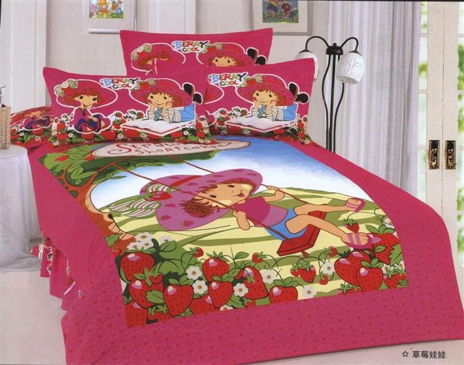 Popular Strawberry Shortcake Bedding-Buy Cheap Strawberry