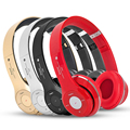 Wireless Stereo Bluetooth Headphones Portable Folding Headband Headset Over Ear Bass Casque Audio Built in Mic