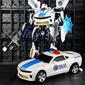 42 cm Transformation Robots Car model action toys brinquedos Robocar Boy toys Classic Toys Action Figures