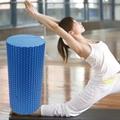 Gym Exercise Fitness Floating Point EVA Yoga Foam Roller Physio Trigger Massage