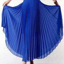Letná dlhá sukňa z Aliexpress