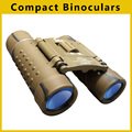 Portable HD 8X21mm Fully Coated Binoculars Telescope Foldable with Desert Camouflage Color Economical Binoculars