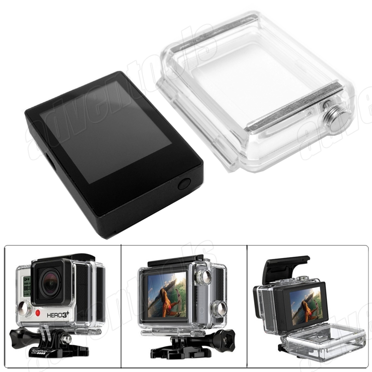 2014 New Arrive Gopro Accessories Go Pro Hero 3 LCD Bacpac Display Screen