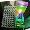 Rectangle of lighthouse control DIY Kits snap circuit kit kids model kits circuit building blocks Science