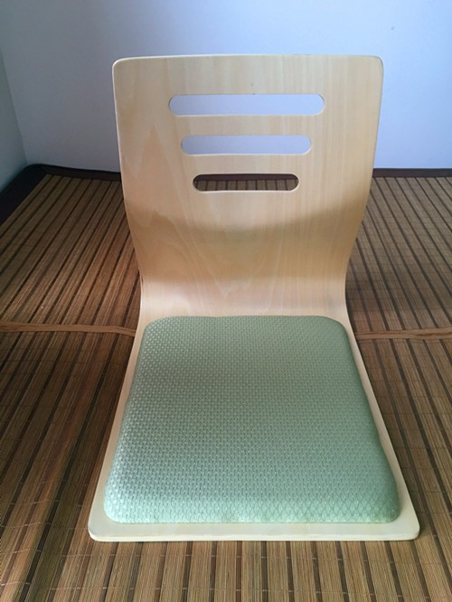 2019 Japanese Floor Legless Chair Design Tatami Seat With