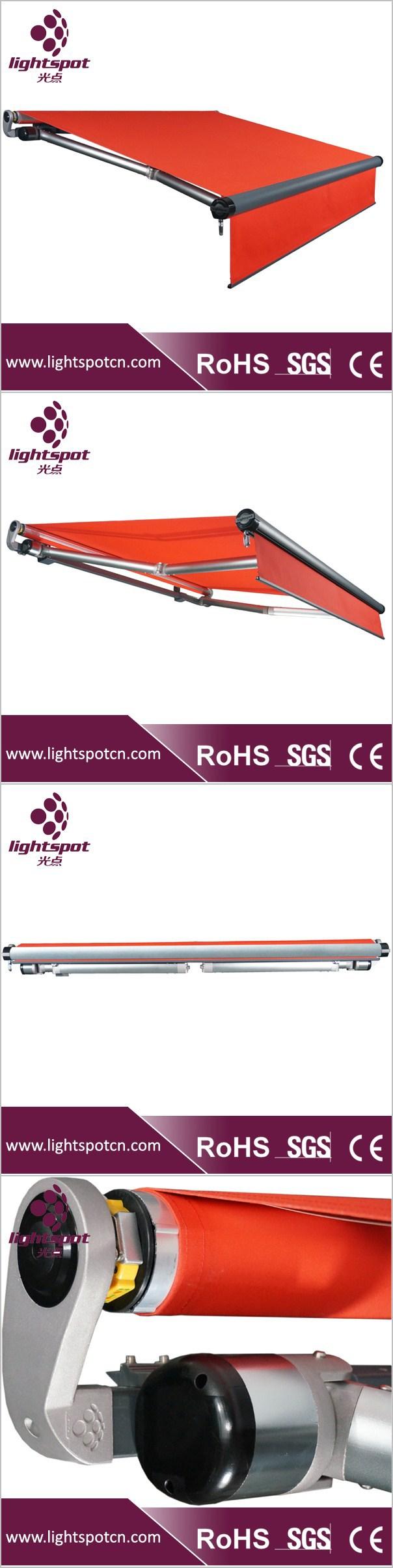 Remote Control Retractable Rv Tudung Awning - Buy Tudung ...